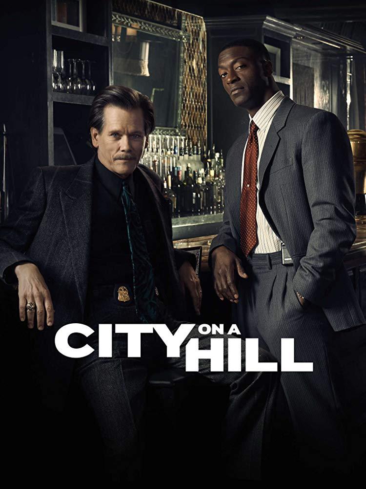 Miasto na wzgórzu