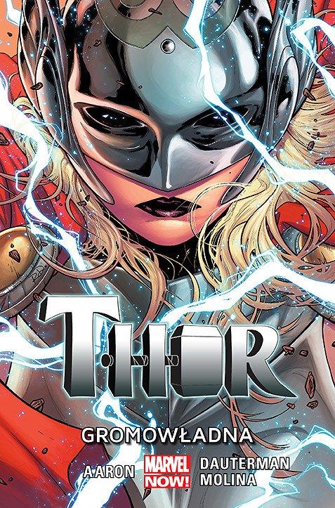 Thor - Gromowładna, tom 1