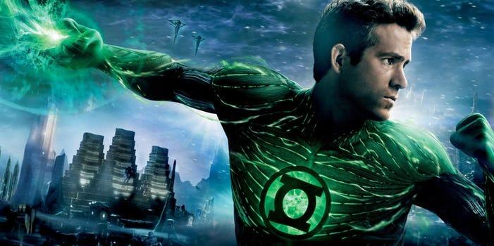 Ryan Renolds po zrezygnowaniu z roli Deadpoola ponownie wcieli się w Zieloną Latarnię