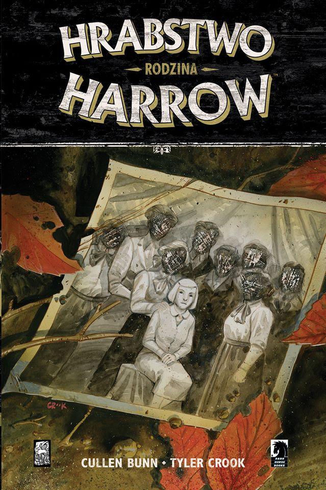 Hrabstwo Harrow #04. Rodzina - okładka