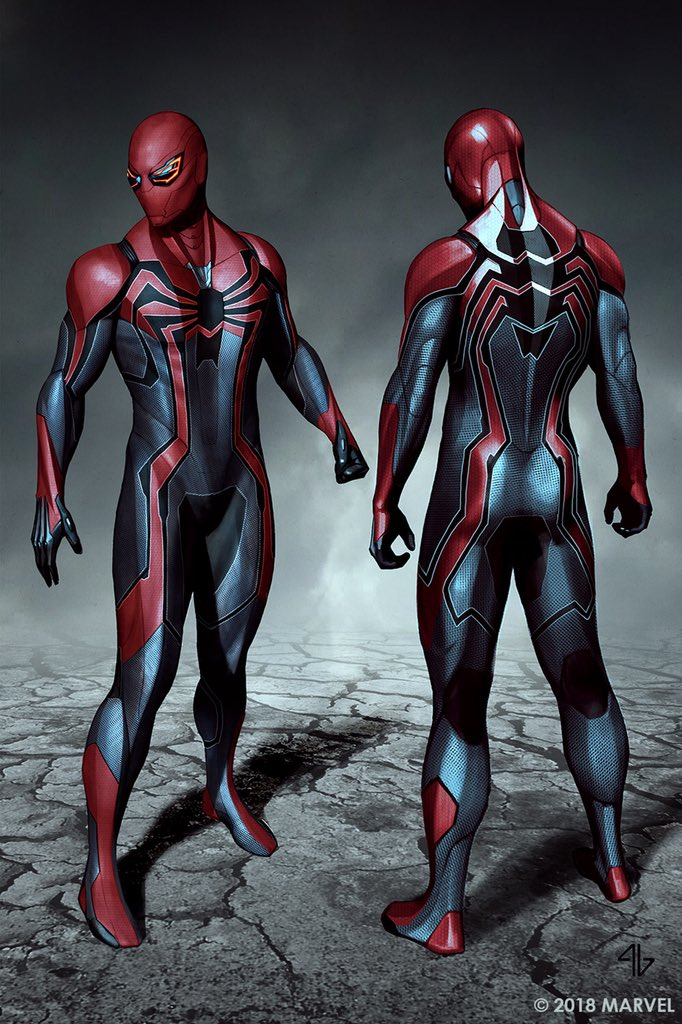 Spider-Man - nowy kostium w grze