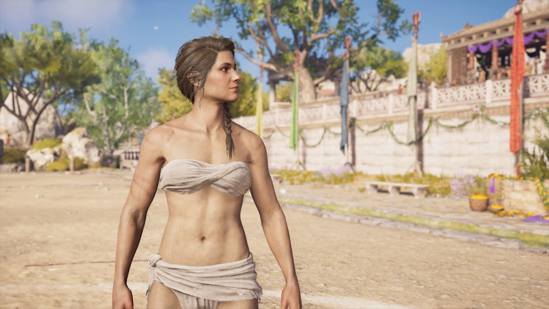 Assassin's Creed Odyssey - screeny z gry