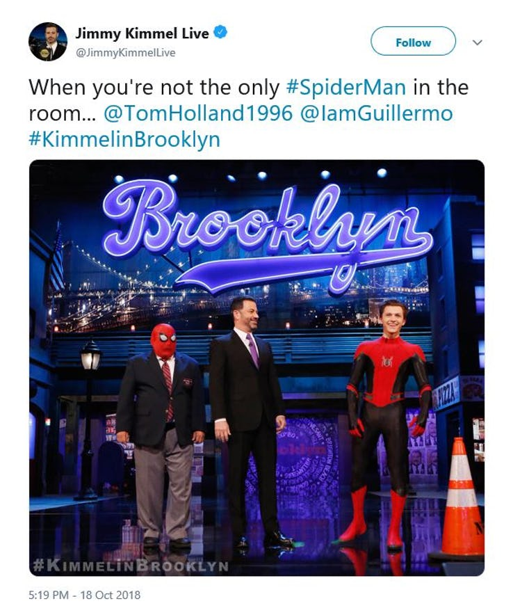 Spider-Man: Far From Home - nowy strój herosa
