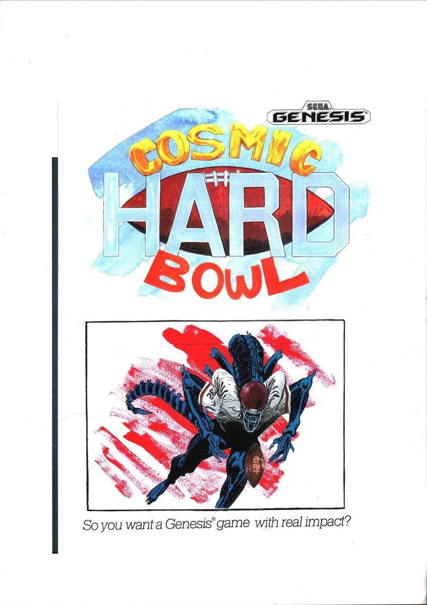 Cosmic Hard Bowl