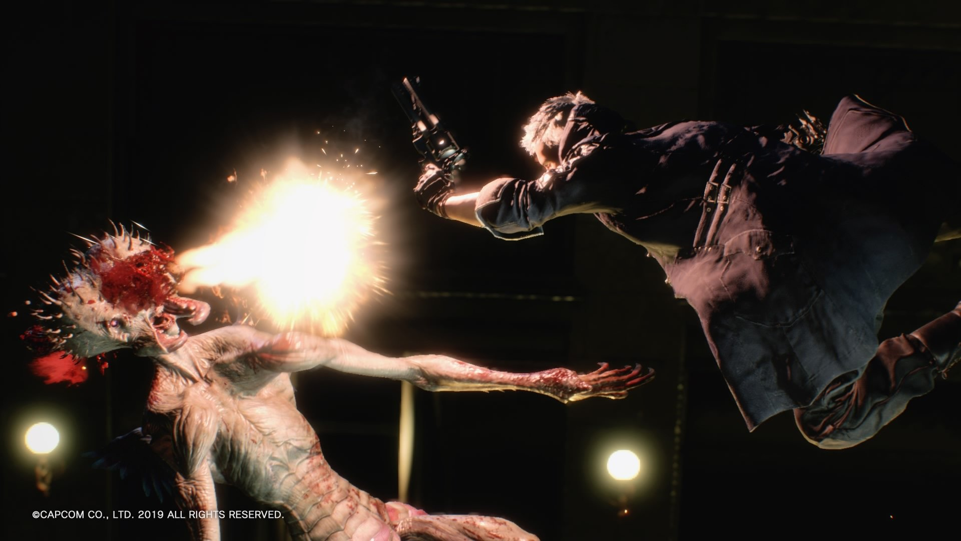 Devil May Cry 5 - screeny z gry