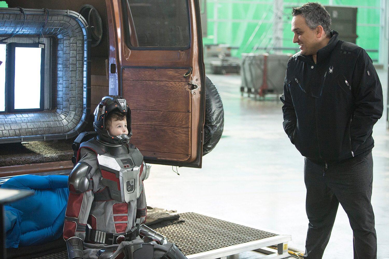 Avengers: Endgame - zdjęcia z planu