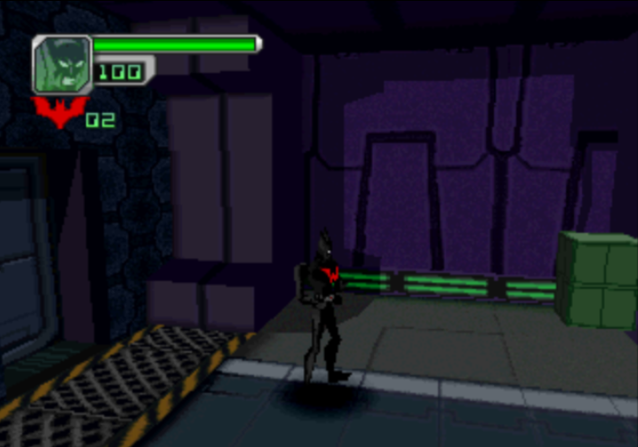Batman Beyond: Return of the Joker - Game Boy Color, Nintendo 64, PlayStation (2000)