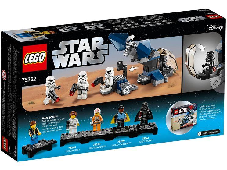 LEGO® Star Wars™ Statek desantowy Imperium™
