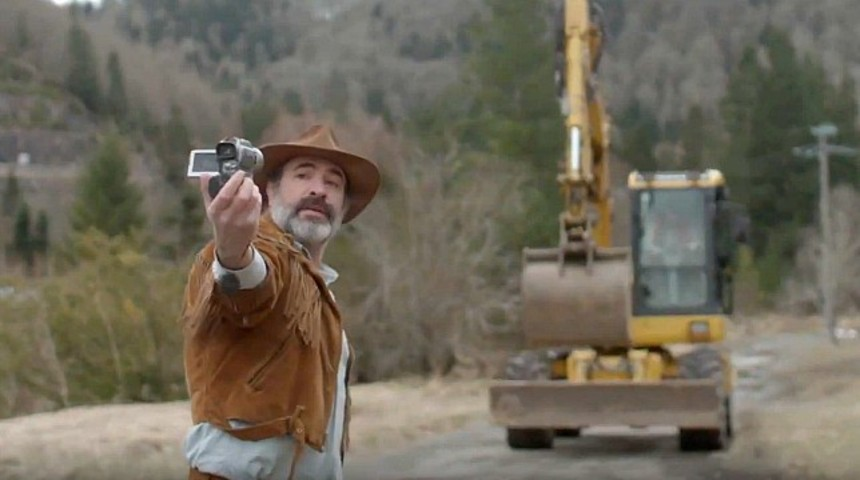Deerskin - zdjęcia z filmu