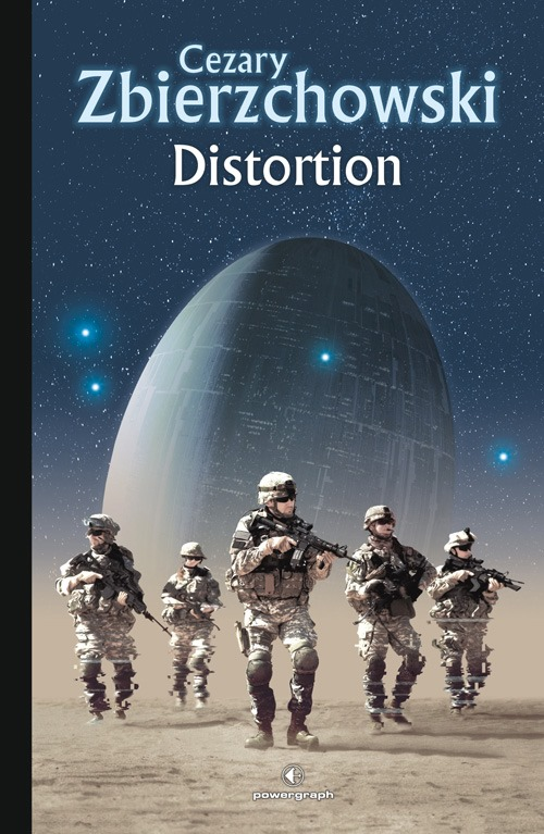 Distortion - okładka