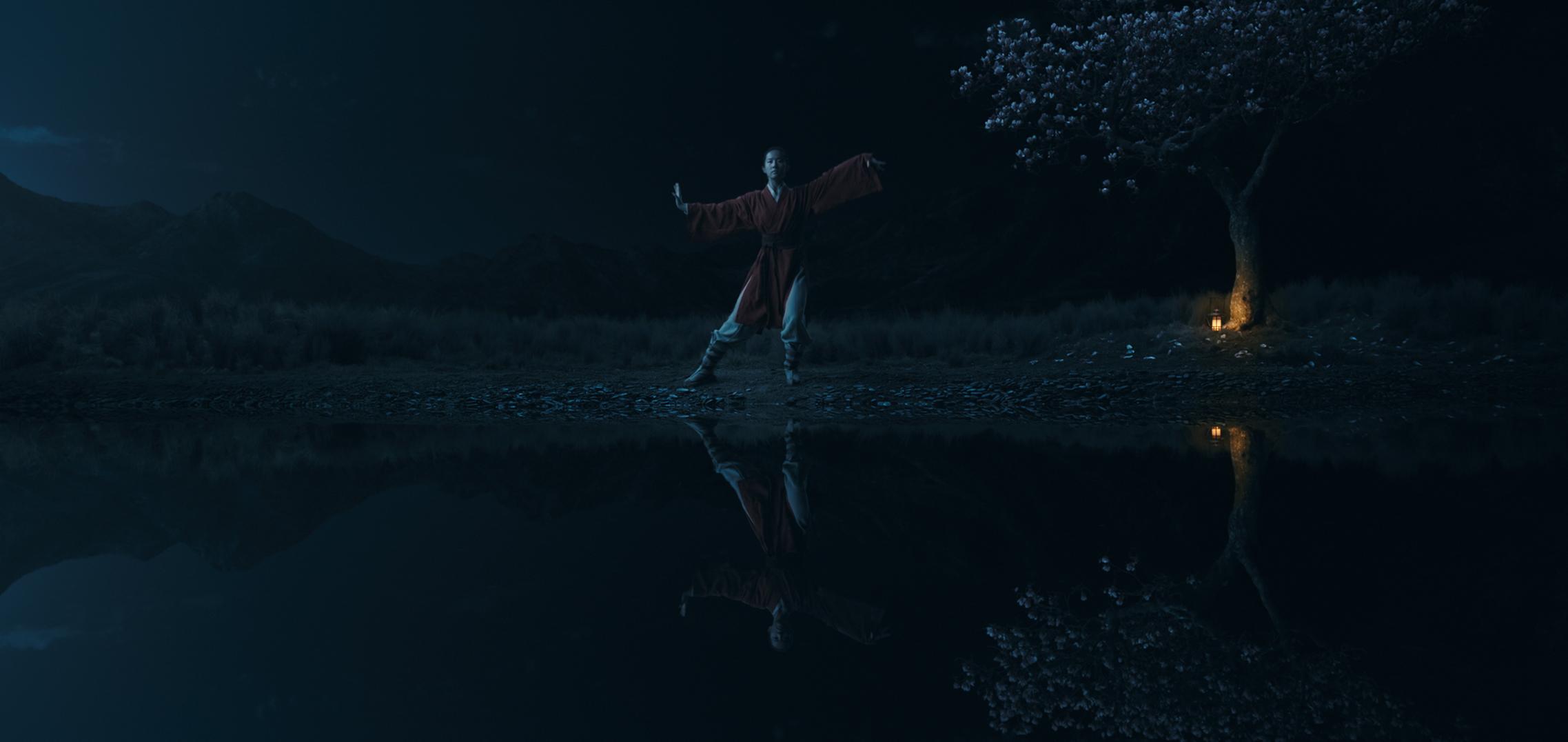 Mulan - film Disneya z 2020 roku