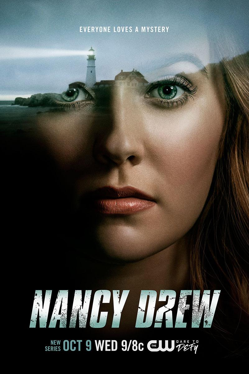Nancy Drew - grafika