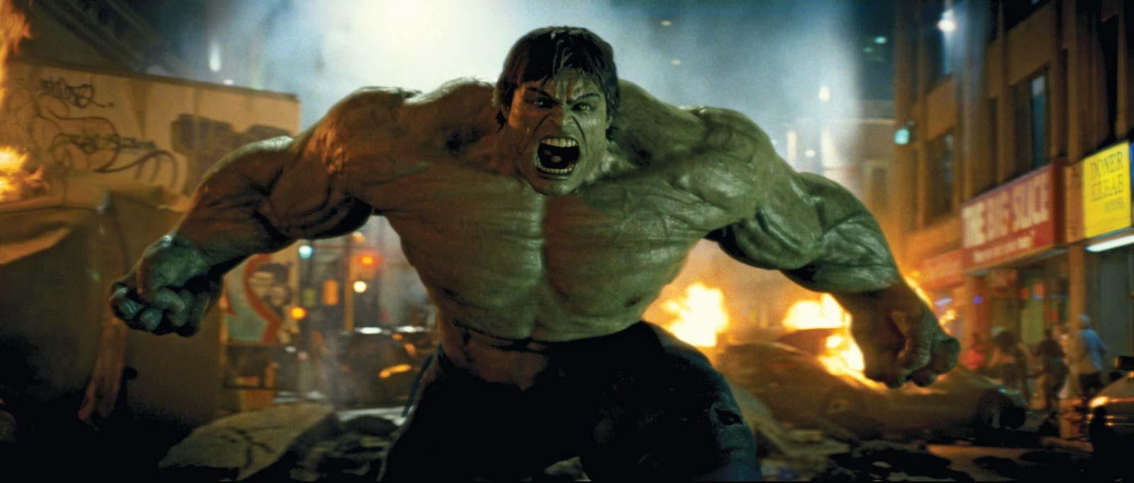 23. Incredible Hulk - 37 632 507 sprzedanych biletów