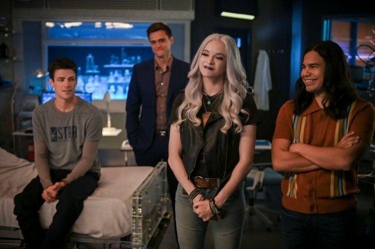 Flash sezon 6 odcinek 2