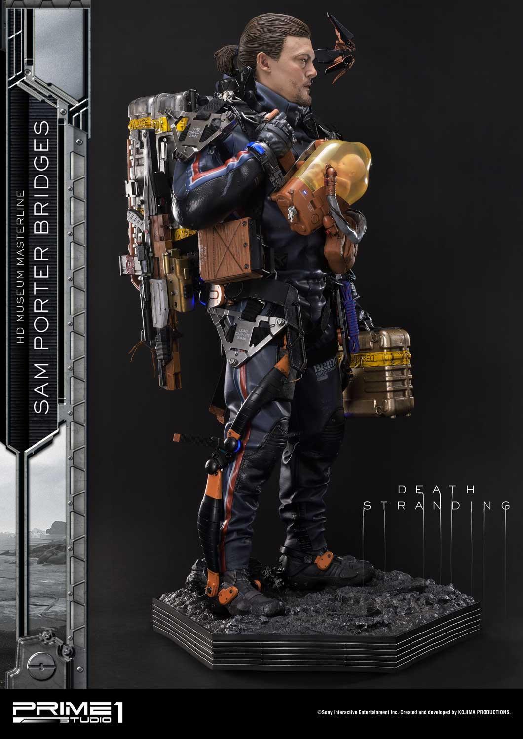 Death Stranding - figurka od Prime 1 Studio