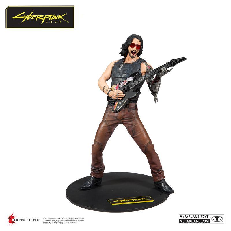 Cyberpunk 2077 - figurka od McFarlane Toys
