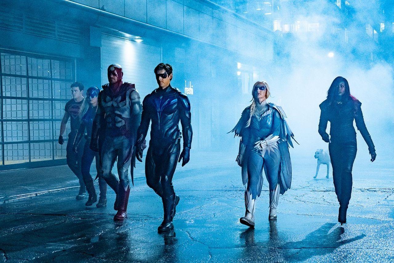Titans: sezon 2, odcinek 13 - zdjęcie