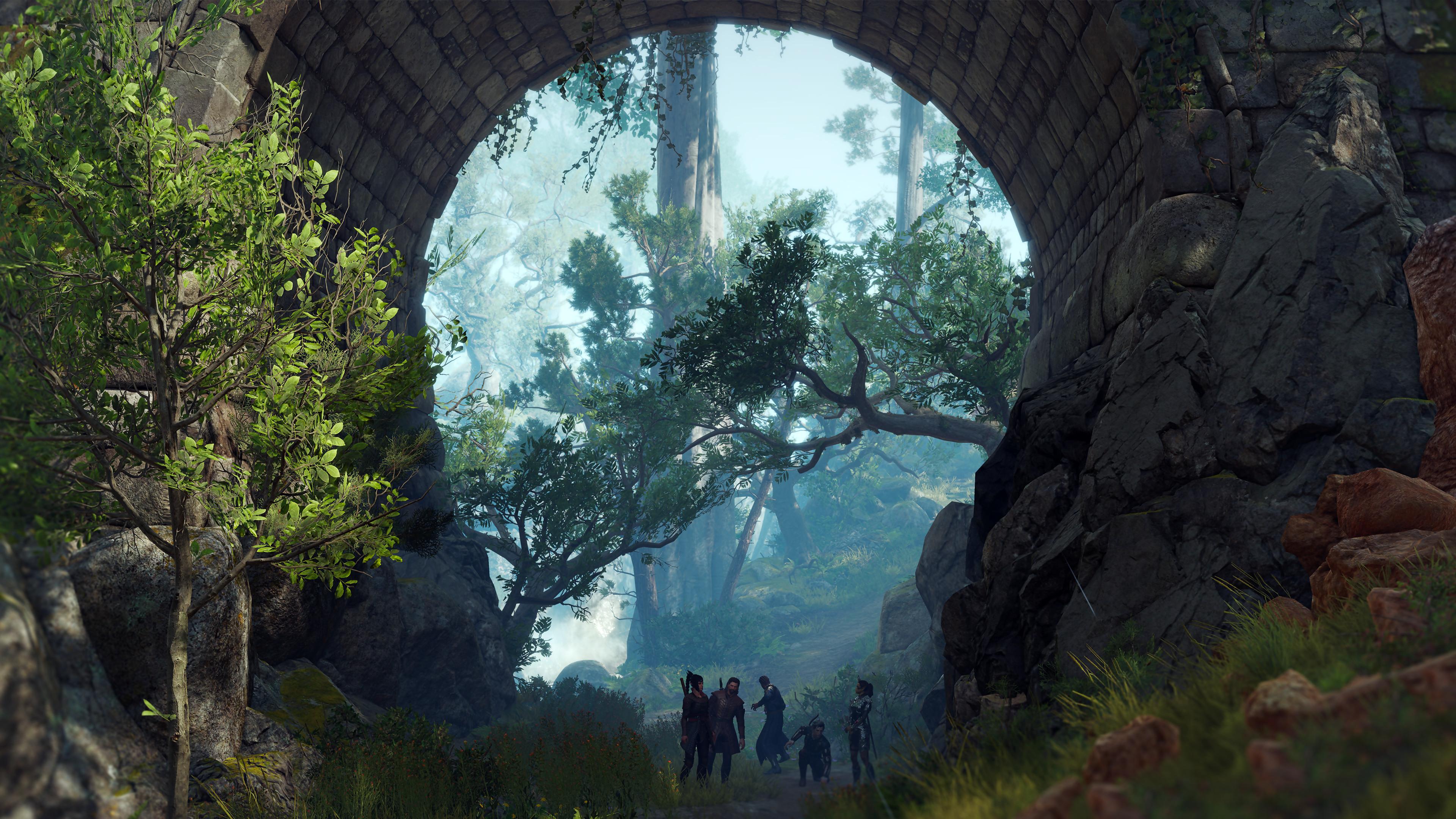 Baldur's Gate 3 - screeny z gry