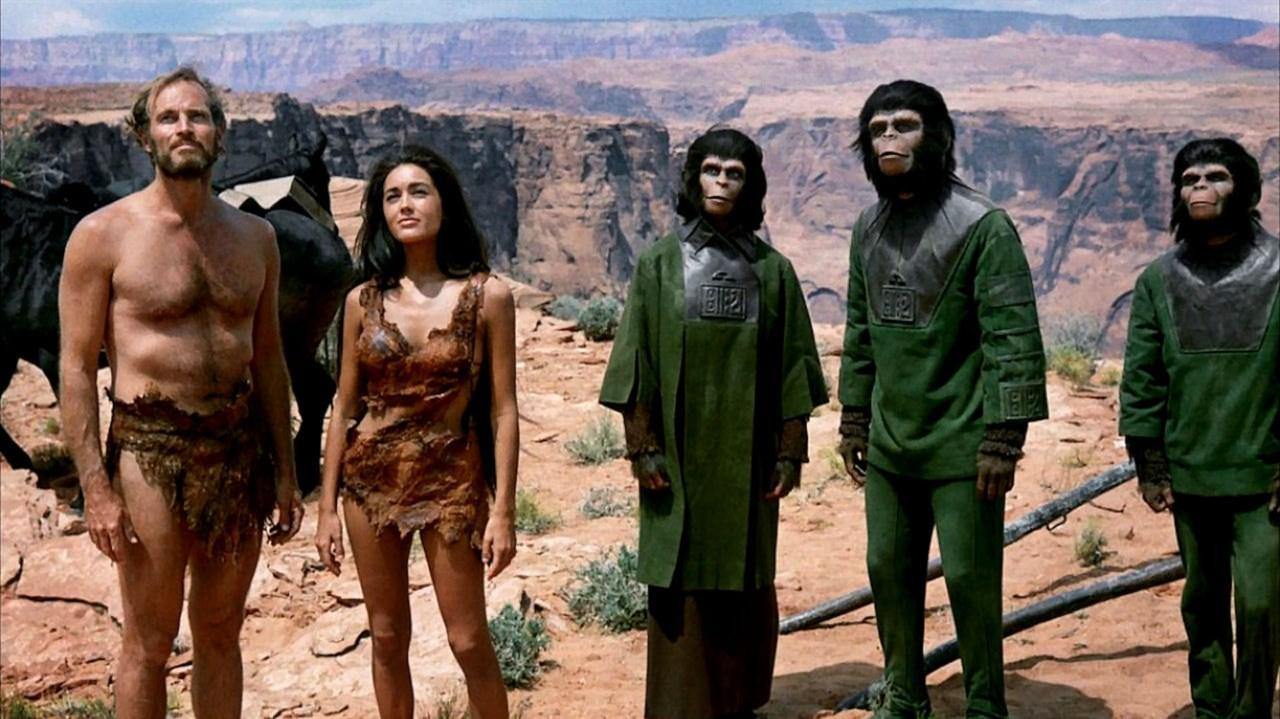 60. Planeta Małp (1968)