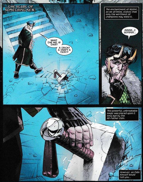 Thor #4 - plansze