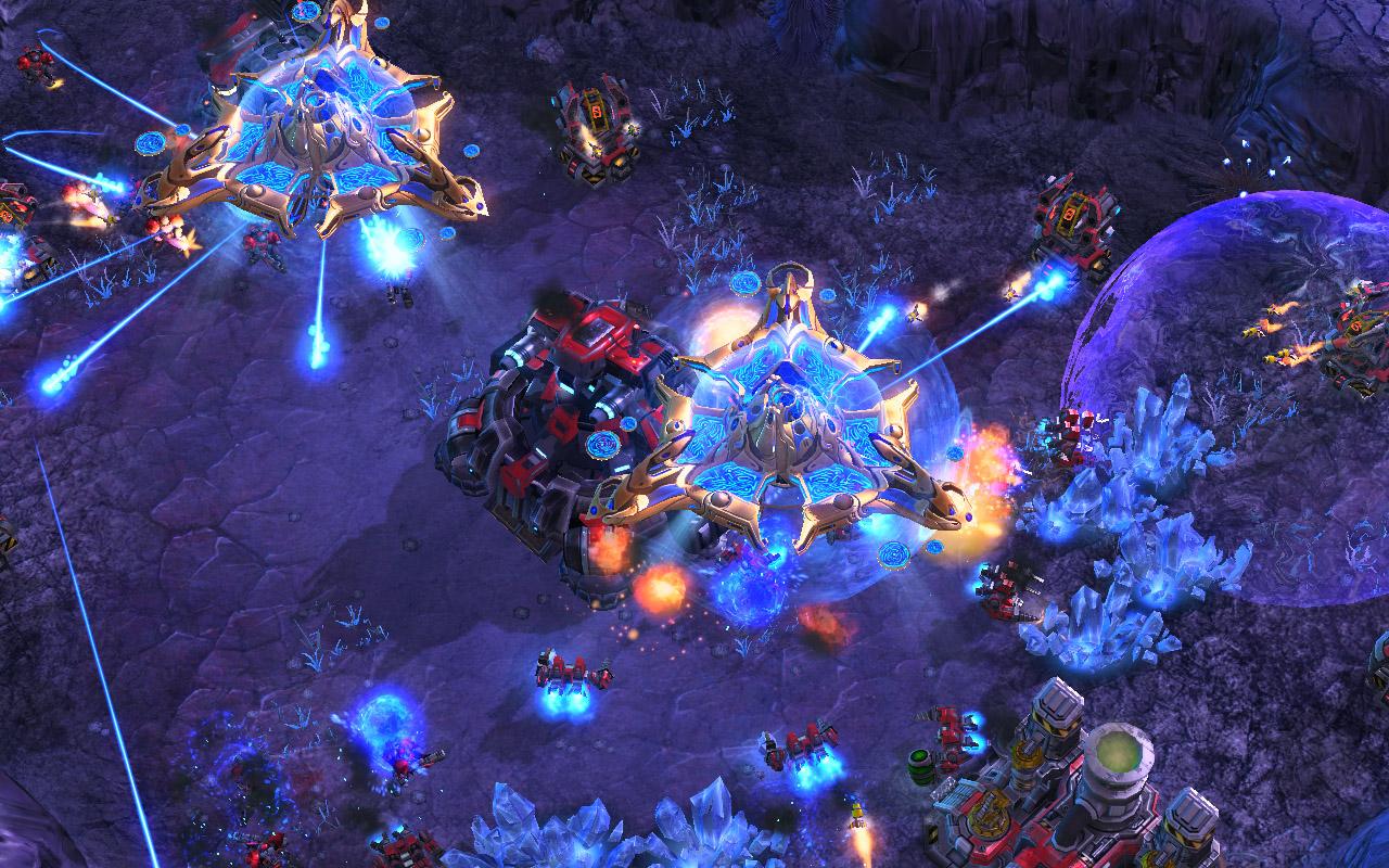 18. Starcraft - 13% ankietowanych jest zainteresowanych ekranizacją