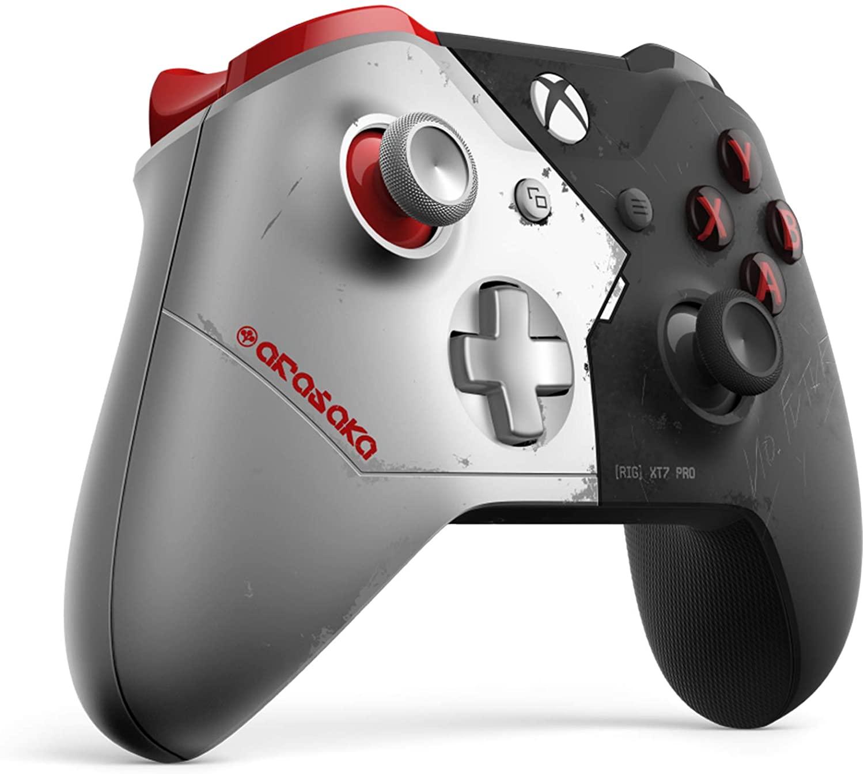 Cyberpunk 2077 - kontroler Xbox One