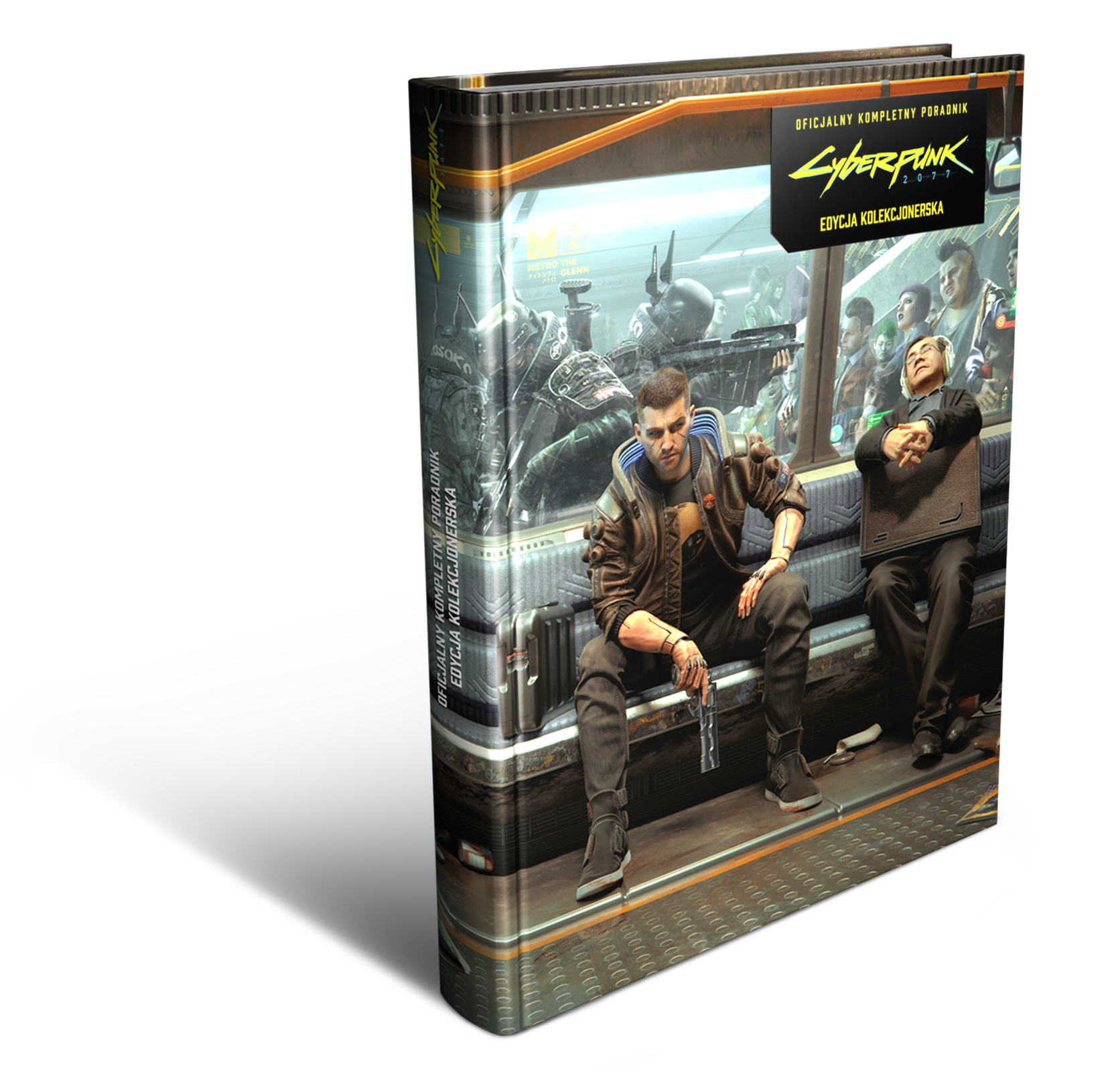 Cyberpunk 2077: Oficjalny Kompletny Poradnik – Edycja Kolekcjonerska