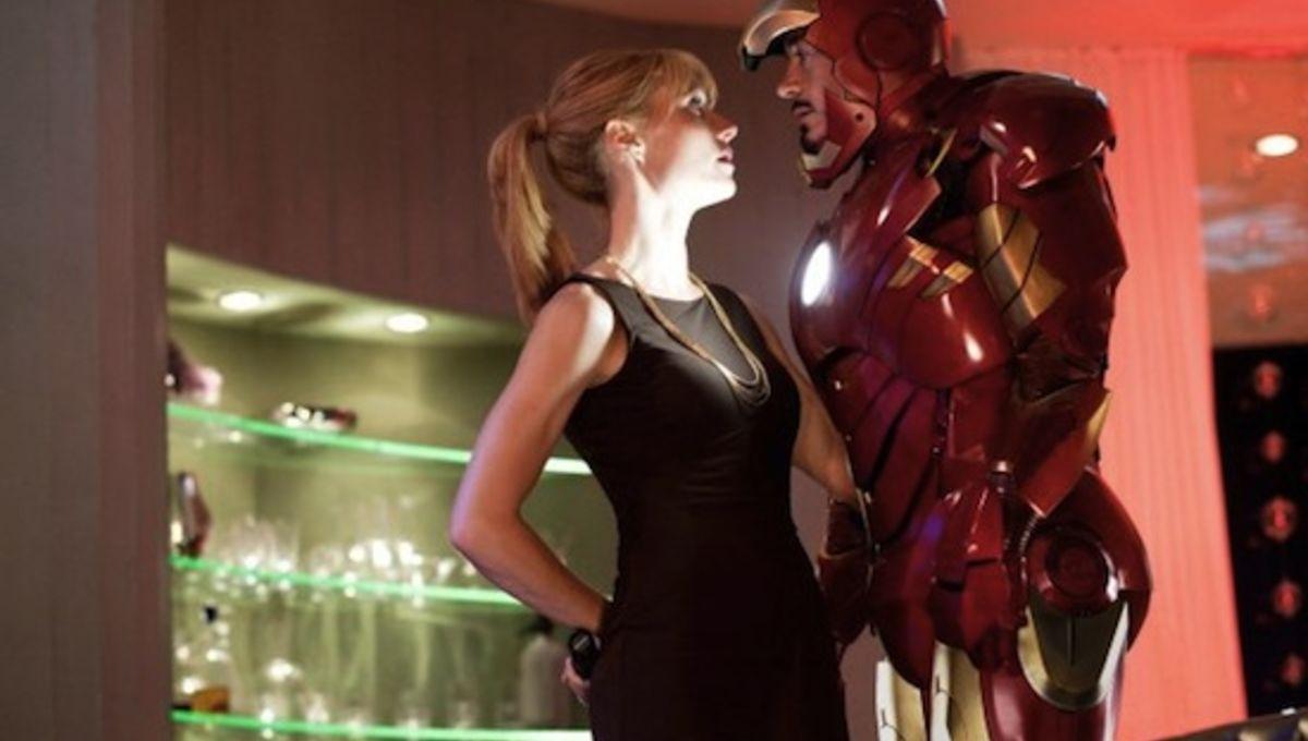 31. Iron Man 2 - większość dwóch pierwszych aktów (5:12 - 1:24:08)
