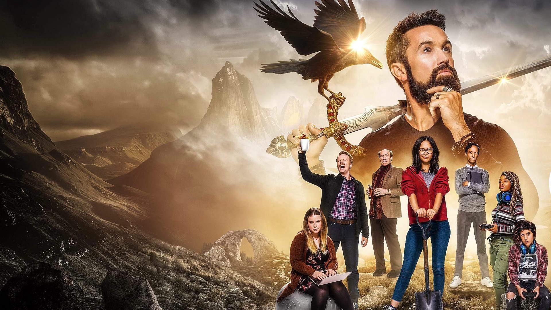 30. Mythic Quest: Raven's Banquet - sezon 1.; RT - 89%