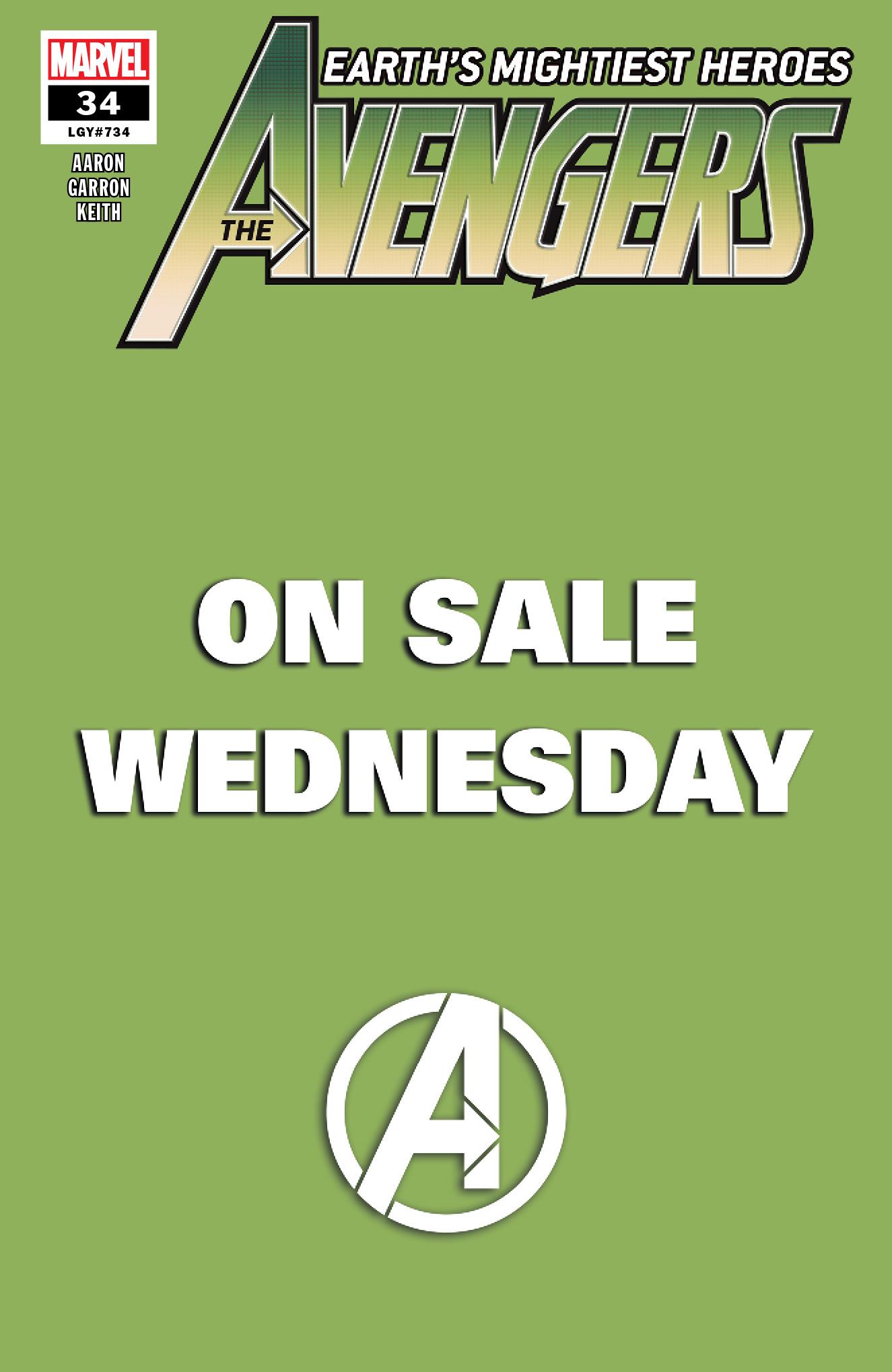 Marvel - warianty okładek lipcowych zeszytów