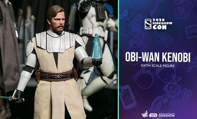 Wojny klonów - Obi-Wan