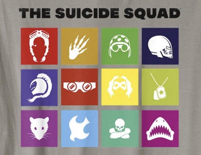 Legion samobójców: The Suicide Squad - baner
