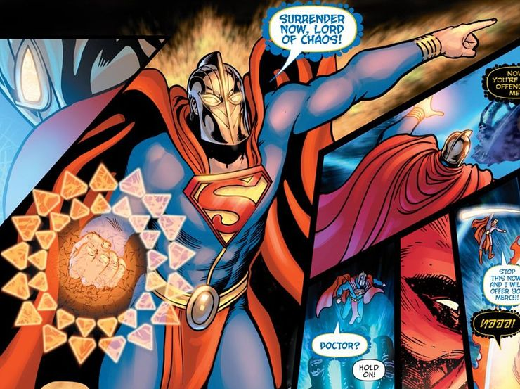 Superman #24 - plansze