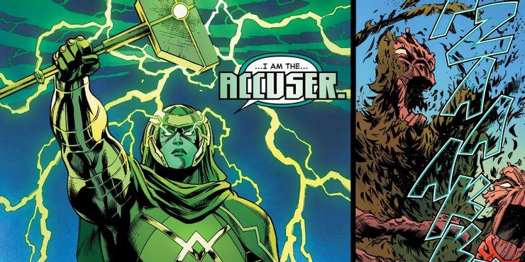 Captain Marvel #21 - plansze