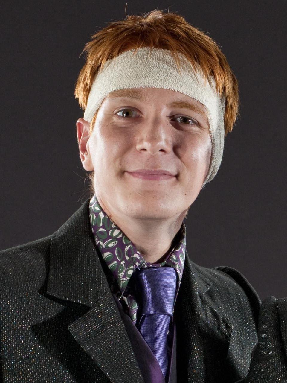 13. George Weasley - prankster na portalu YouTube; zarobki - 17 084 USD rocznie