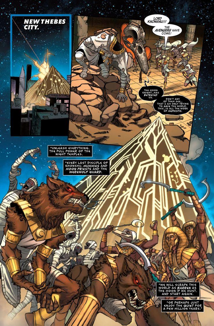 Avengers #37 - plansze