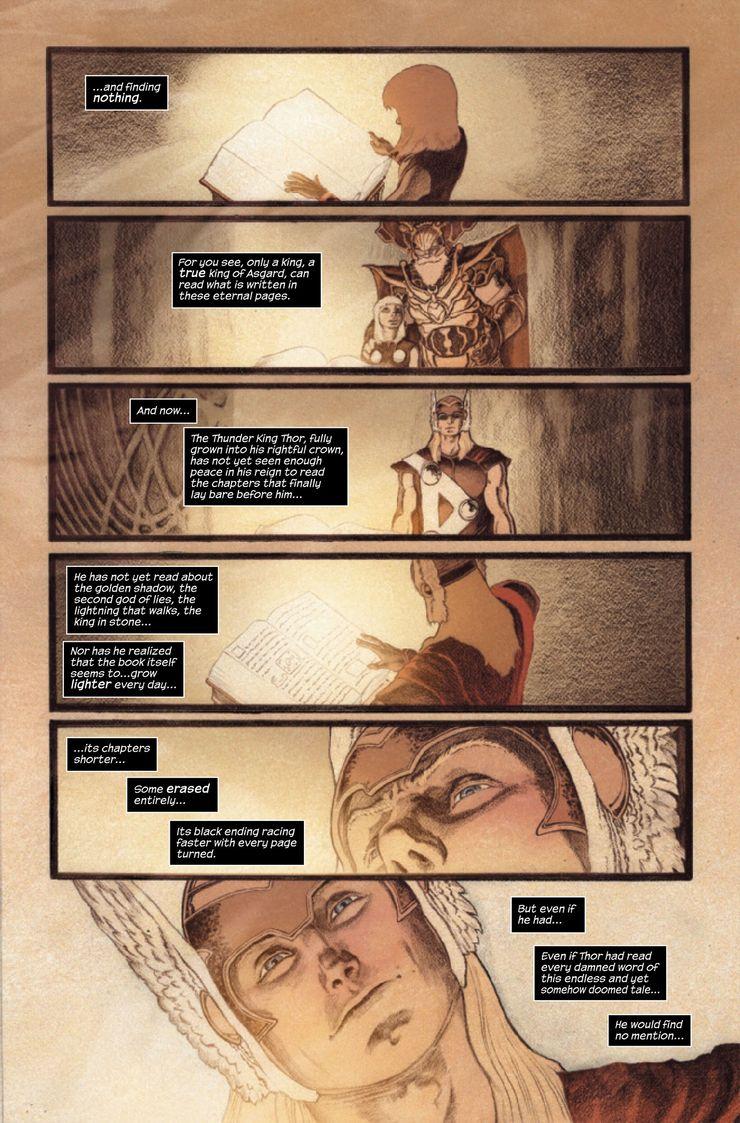Thor #8 - plansze