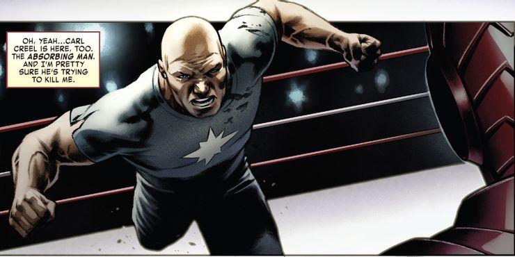 Iron Man #2 - plansze