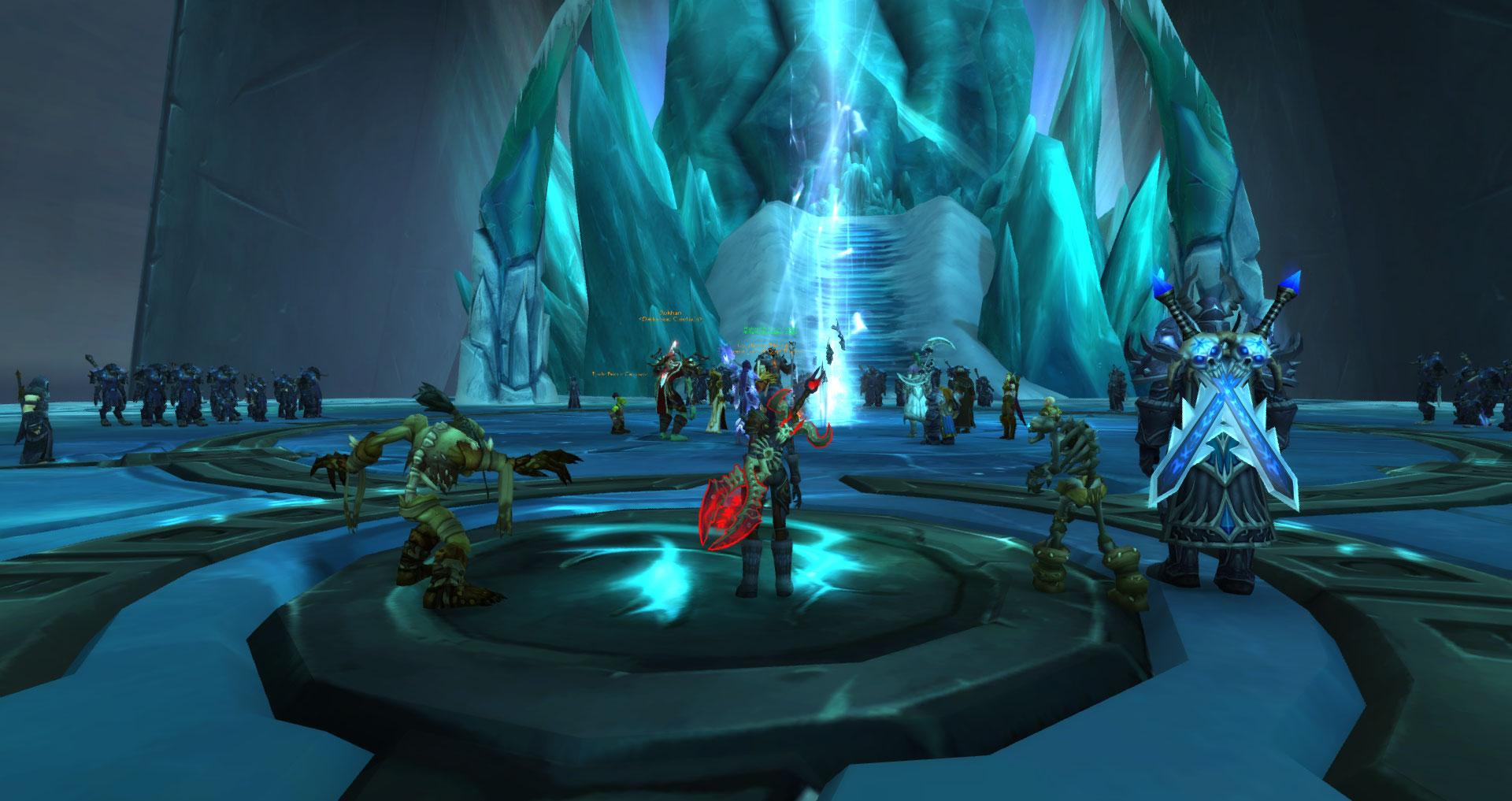 World of Warcraft: Shadowlands - screeny z gry