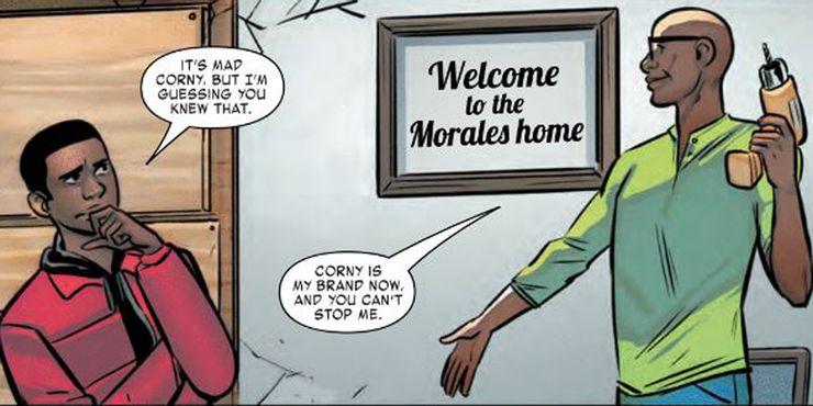 Miles Morales: Spider-Man #22 - plansze