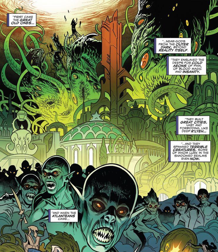 King in Black: Namor #2 - plansze