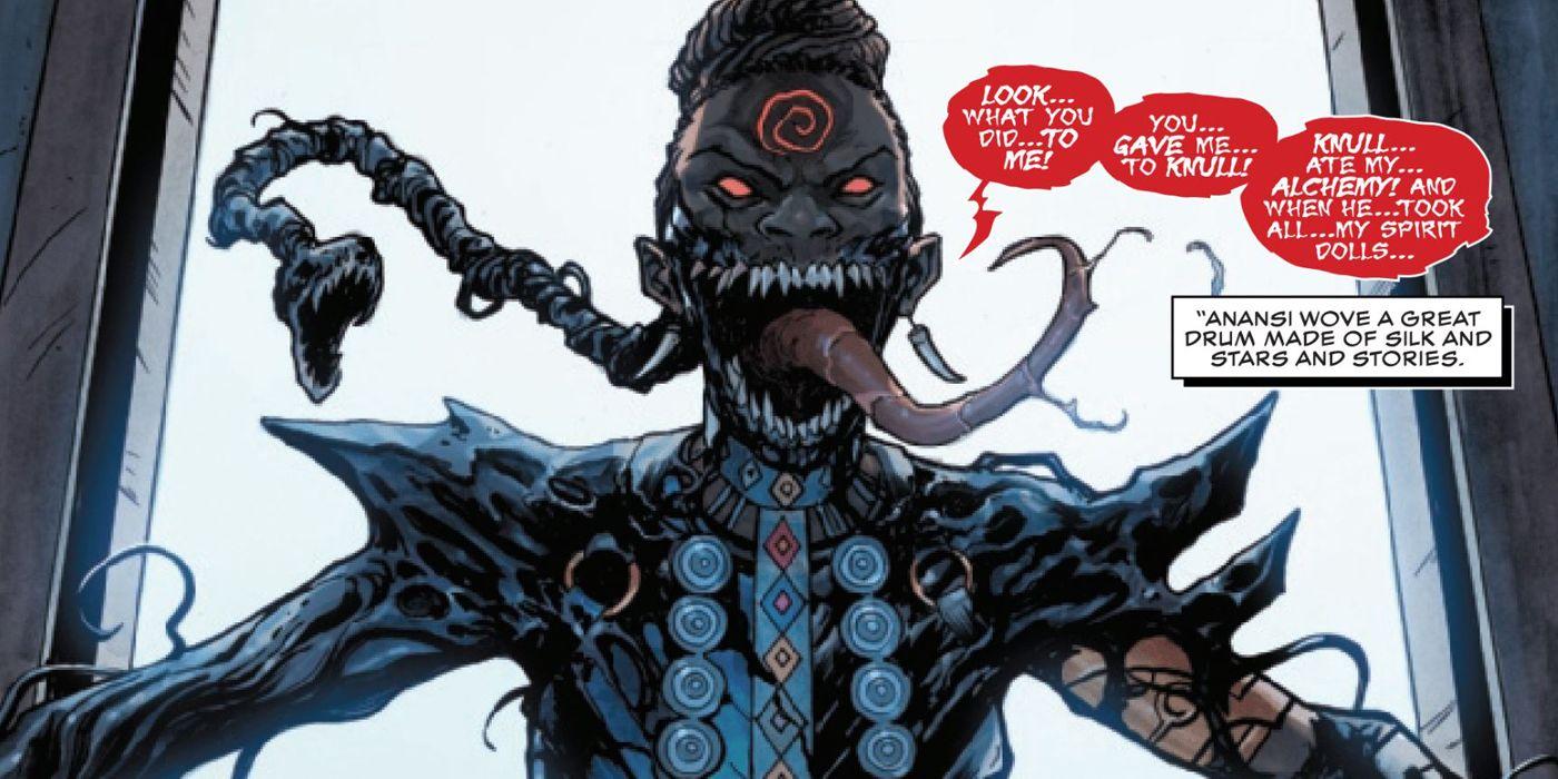 King in Black: Black Panther #1 - plansze