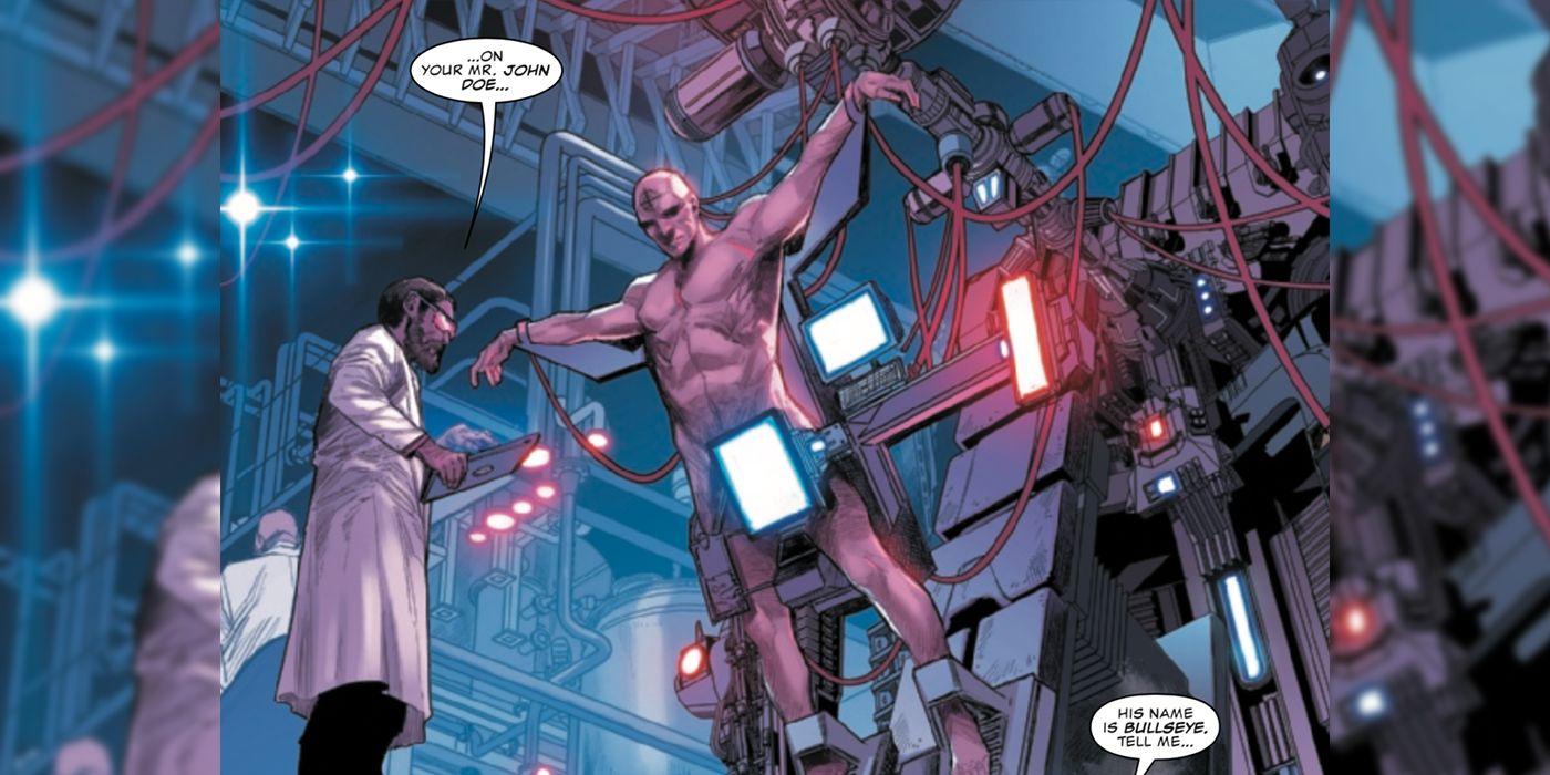 Daredevil #29 - plansze