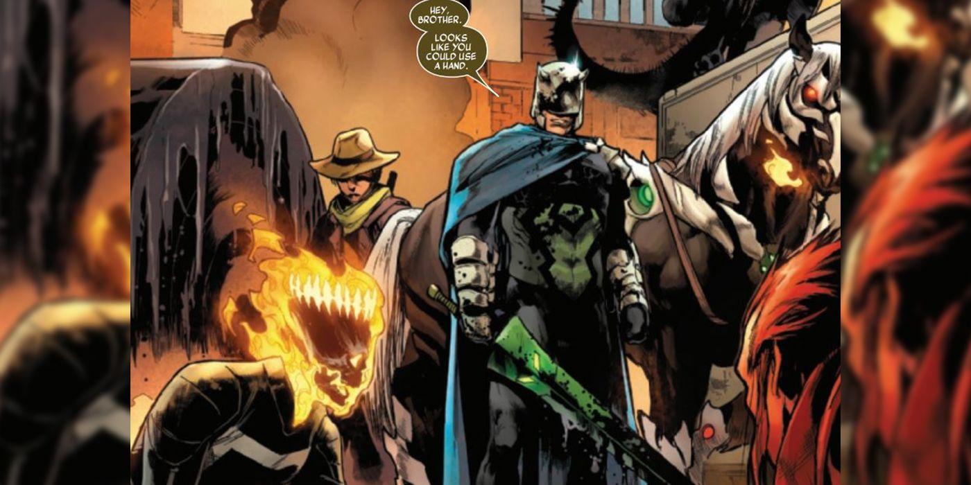 King in Black: Ghost Rider #1 - Death Rider