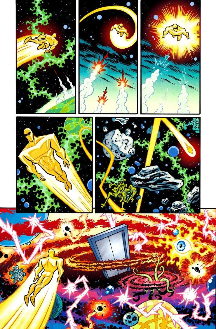 Liga Sprawiedliwych Bez Granic komiks