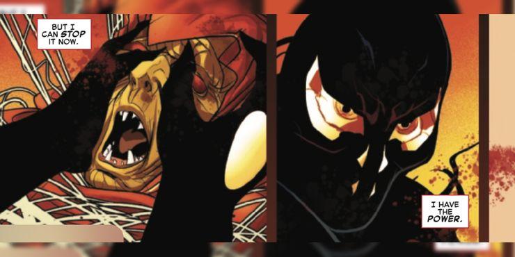 Spider-Man: Spider's Shadow #1 - plansze