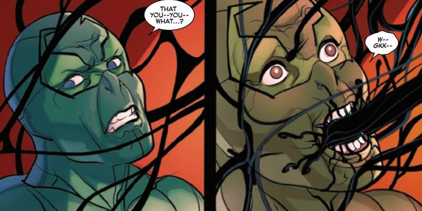 Spider-Man: Spider's Shadow #2 - plansze