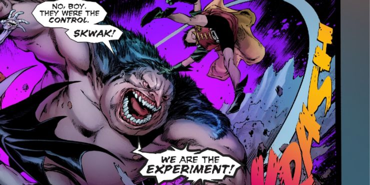 Batman/Superman #17 - plansze