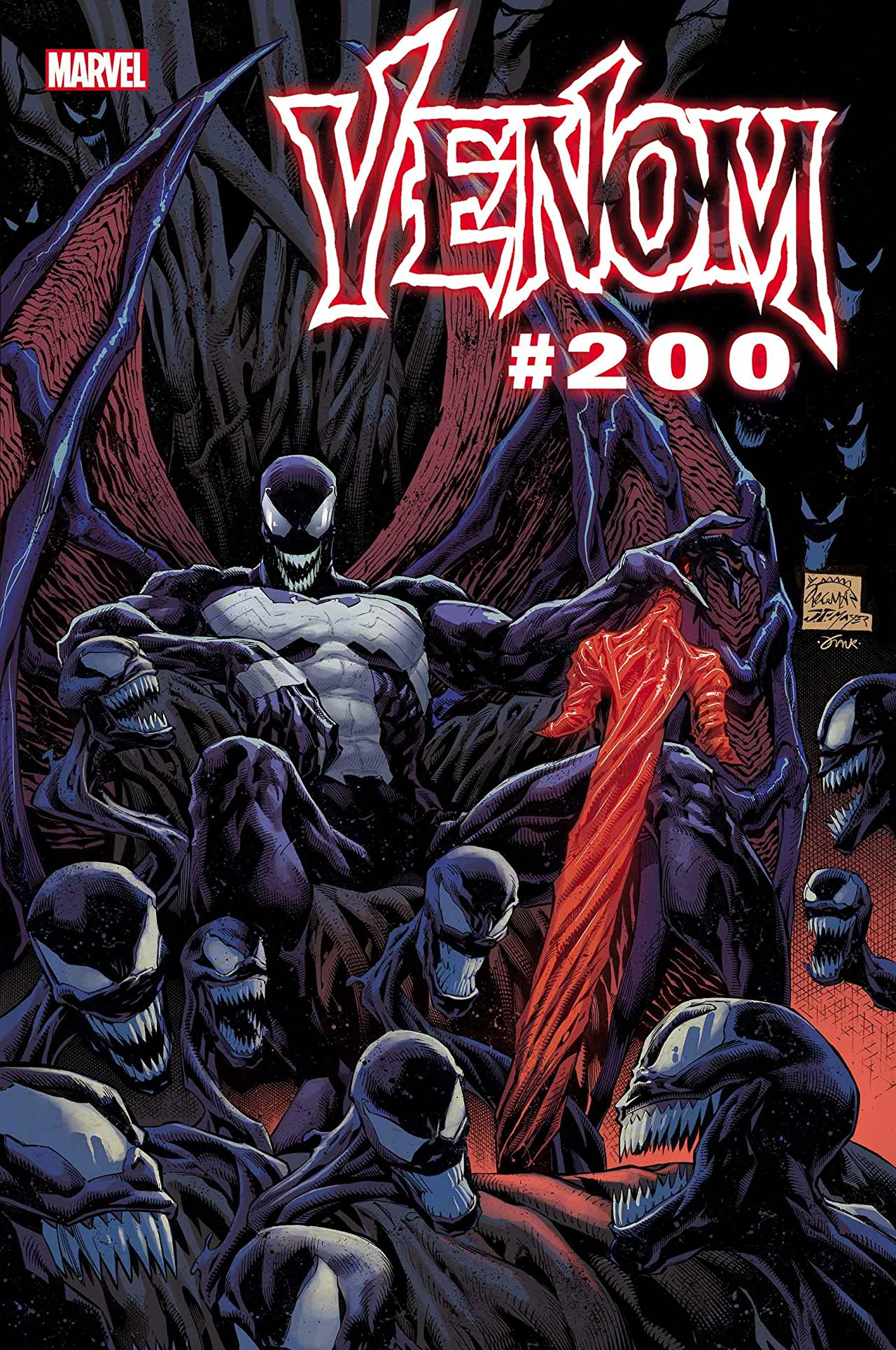 Venom #200 - okładka