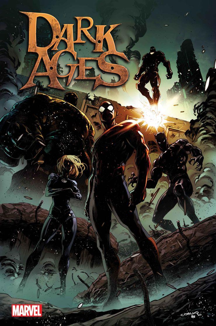 Dark Ages - materiały promocyjne
